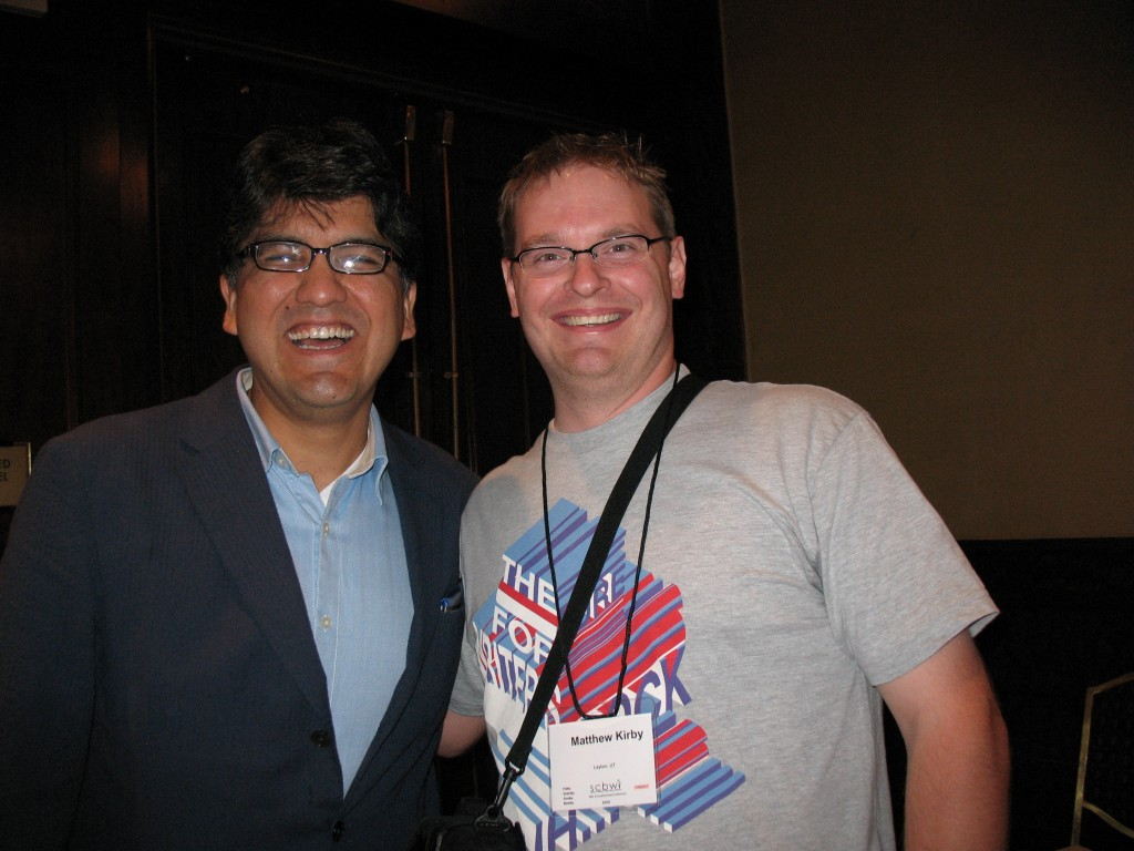 me and Sherman Alexie