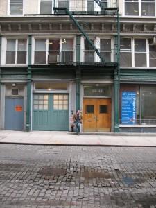 No. 45 Crosby Street