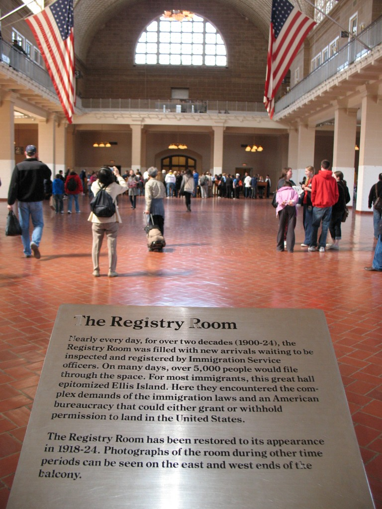 The Registry Room